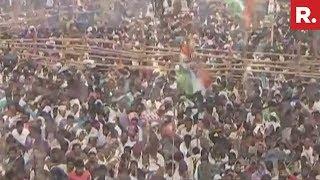 Republic Tv's Live Report From Mamata Banerjee's Rally In Kolkata |#Mamata2019Rally