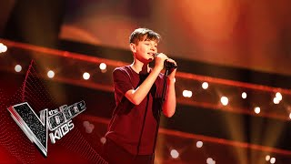 Dara Performs 'I Have Nothing' | Blind Auditions | The Voice Kids UK 2020