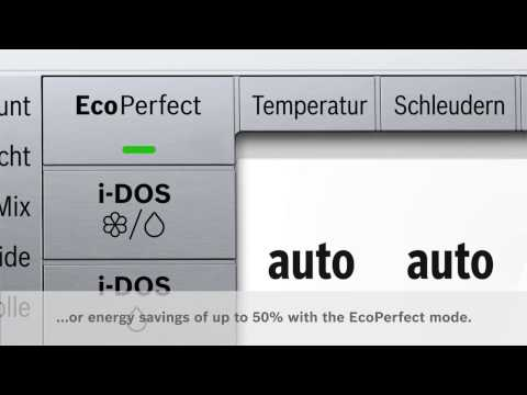 Bosch Freestanding Washing Machine WAT286H0GB - White Video 2
