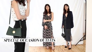 What To Wear For Special Occasions - Spring Racing, Weddings, Christmas Party Outfits | Mademoiselle