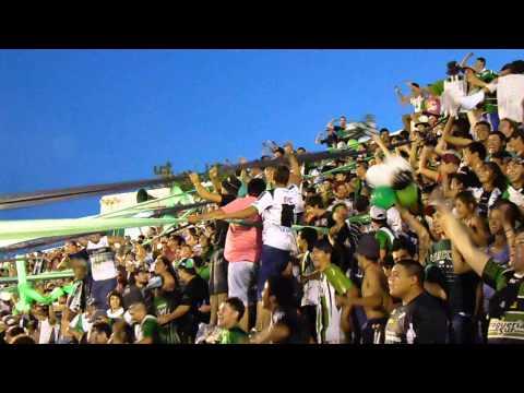 """""""dale dale ver..dale dale ver...La Gloriosa"""" Barra: La Gloriosa • Club: Villa Mitre"""