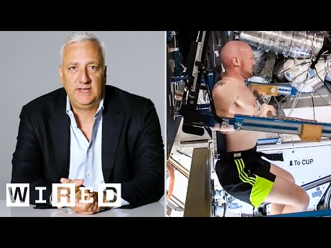 Former NASA Astronaut Explains How Health Is Different in Space | WIRED