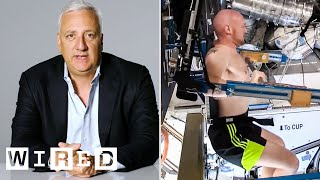 Former NASA Astronaut Explains How Workouts Are Different in Space   WIRED