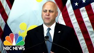 New Orleans Mayor: We Must Recognize Significance Of Removing Confederate Monuments   NBC News