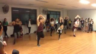 Marko Panzic Choreography - Samantha Jade FireStarter