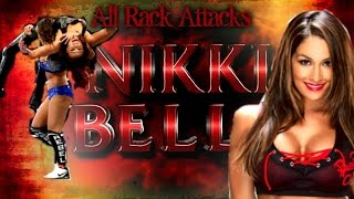 Nikki Bella - All Rack Attack (Credits: RioDivasFan)