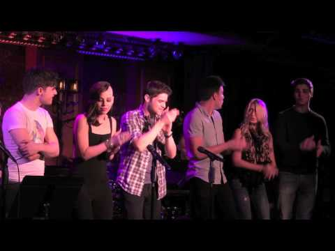 "Krysta Rodriguez, Jeremy Jordan, Andy Mientus - ""Broadway, Here I Come!"" ('Tony Awards' Version) Mp3"