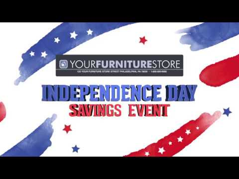 Independence Day Savings Event - TV - 2018