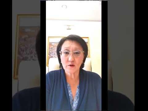 Мэр Якутска пообещала помочь Шаману Габышеву (видео)
