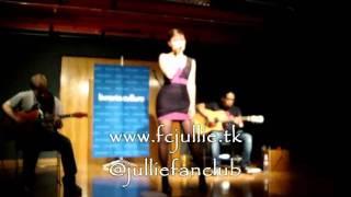Hey - Pocket Show Jullie - 25.11.10