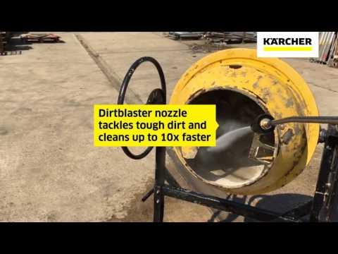 Kärcher HD 5/11 P - Small But Tough