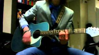 Steven Page - Over Joy (Acoustic Cover)