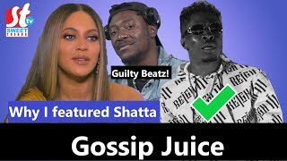 Beyonce REVEALS Why Shatta Wale Was Chosen For Her New Album: The Lion King - The Gift