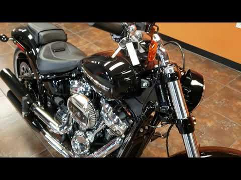 2020 Harley-Davidson Breakout® 114 in Delano, Minnesota - Video 1