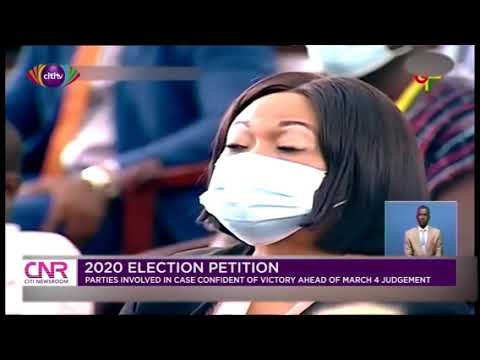 2020 Election Petition: Parties confident of victory ahead of March 4 judgement