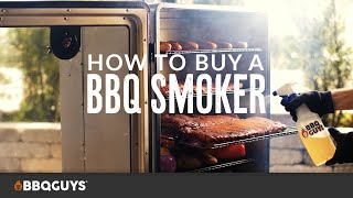 How to Buy a BBQ Smoker | Buying Guide | BBQGuys