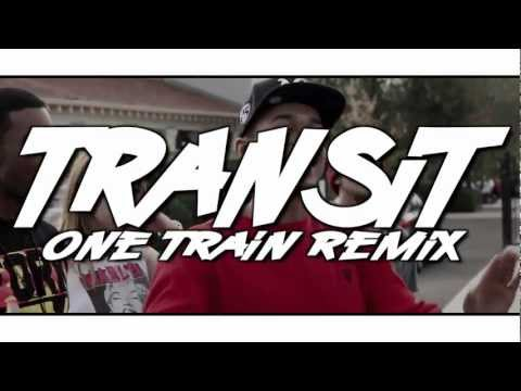 "Flacko-  ""TRANSIT"" (1 TRAIN REMIX) OFFICIAL MUSIC VIDEO Directed By YungMacFilms"