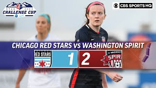 2020 NWSL Highlights: Chicago Red Stars vs. Washington Spirit | CBS Sports HQ