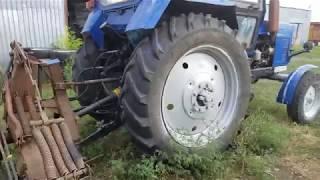 Трактор мтз-80 (капитальный ремонт)