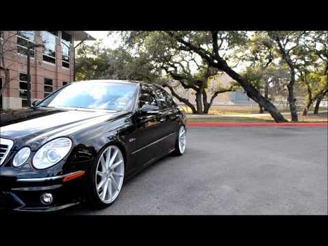 Vossen wheels  directionals Amg Mercedes Benz