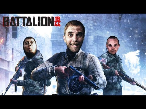 The Dream Team (Battalion 1944 w/SeaNanners, Sark, APL, and Sham)
