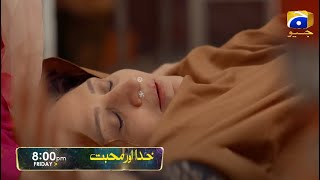 Khuda Aur Muhabbat 2nd Last Mega Episode  Huda Aur Muhabbat Episode 38 and 39 complete last episode