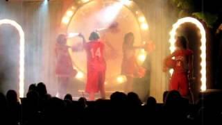 preview picture of video 'Fritidsresor Blue Village Estrella de Mar & Spa 2 entertain High school musical 2009-07-09'