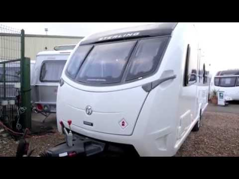The Practical Caravan Sterling Continental 570 review