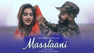 Mastaani | B Praak | Kapil, Neha & Vaibhav | Punjabi Songs | Soldier Love Story |Women's Day Special