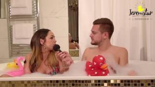 Jazz (La villa des coeurs brisés 2) dans le bain de Jeremstar - INTERVIEW