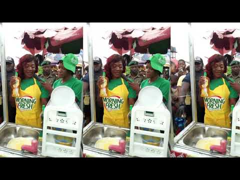 MILE 3 MARKET, PORTHARCOURT-RIVERS STATE TRADE LAUNCH