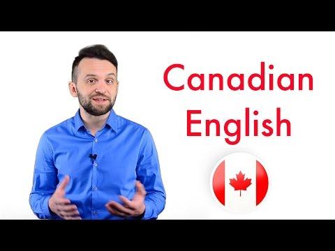 Canadian English - Канадский английский