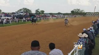 Horse Race Subject Of Major Controversy In Crandall