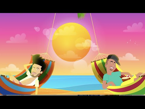 Ni Gucci, Ni Prada Remix - Kenny Man, Sebastian Yatra (Video Animado Oficial)