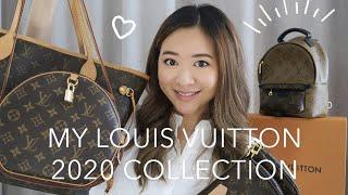 MY LOUIS VUITTON HANDBAGS COLLECTION 2020 | Idaaaaxx