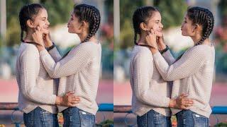 Cute Sisters Photo Poses Ideas | Best Sisters Photoshoot Poses | Photo Pose For Sisters | Siri M