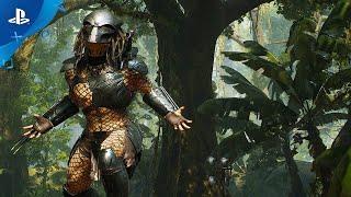 Predator: Hunting Grounds - Multiplayer Gameplay   PS4