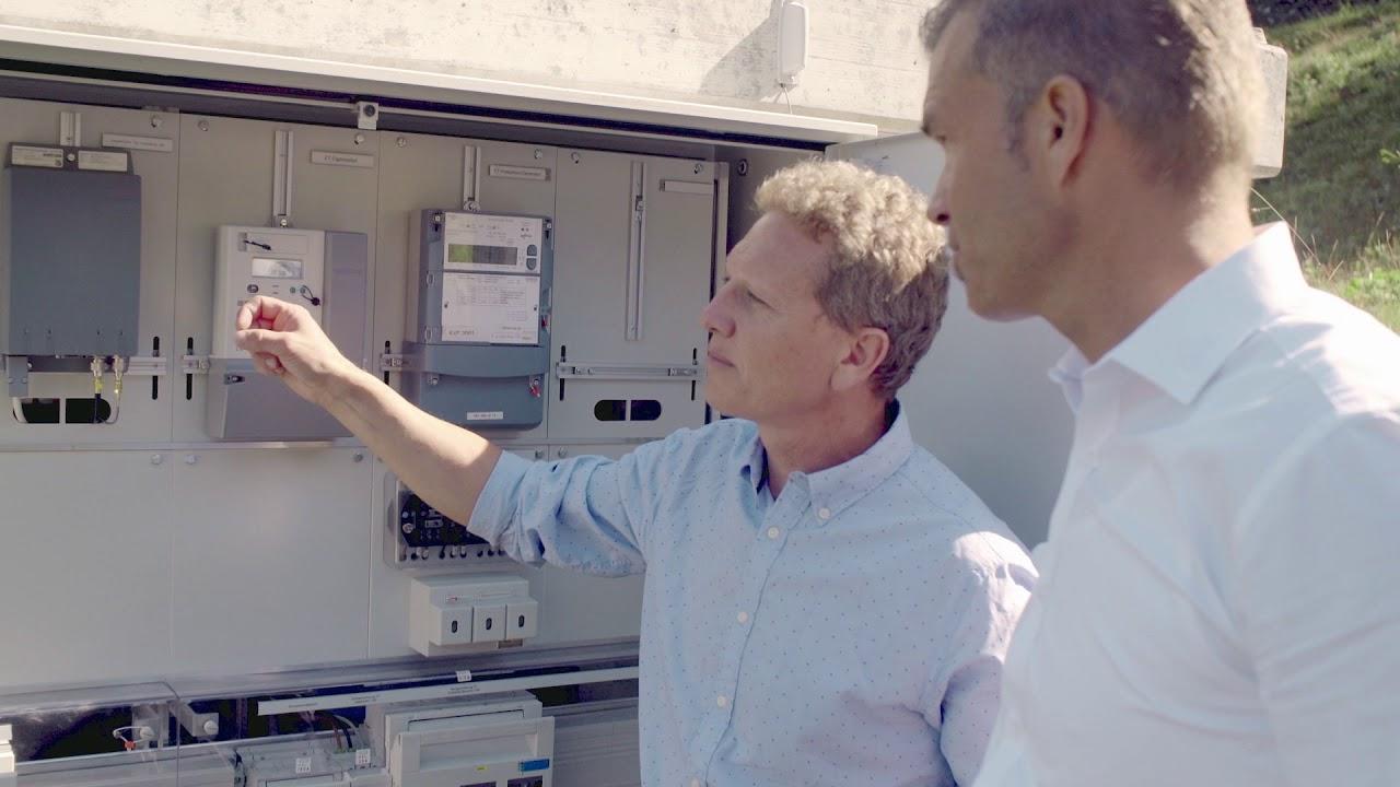 Einführung eines Ablesesystems mit fernauslesbaren Smart Metern in der Gemeinde Filisur | CKW