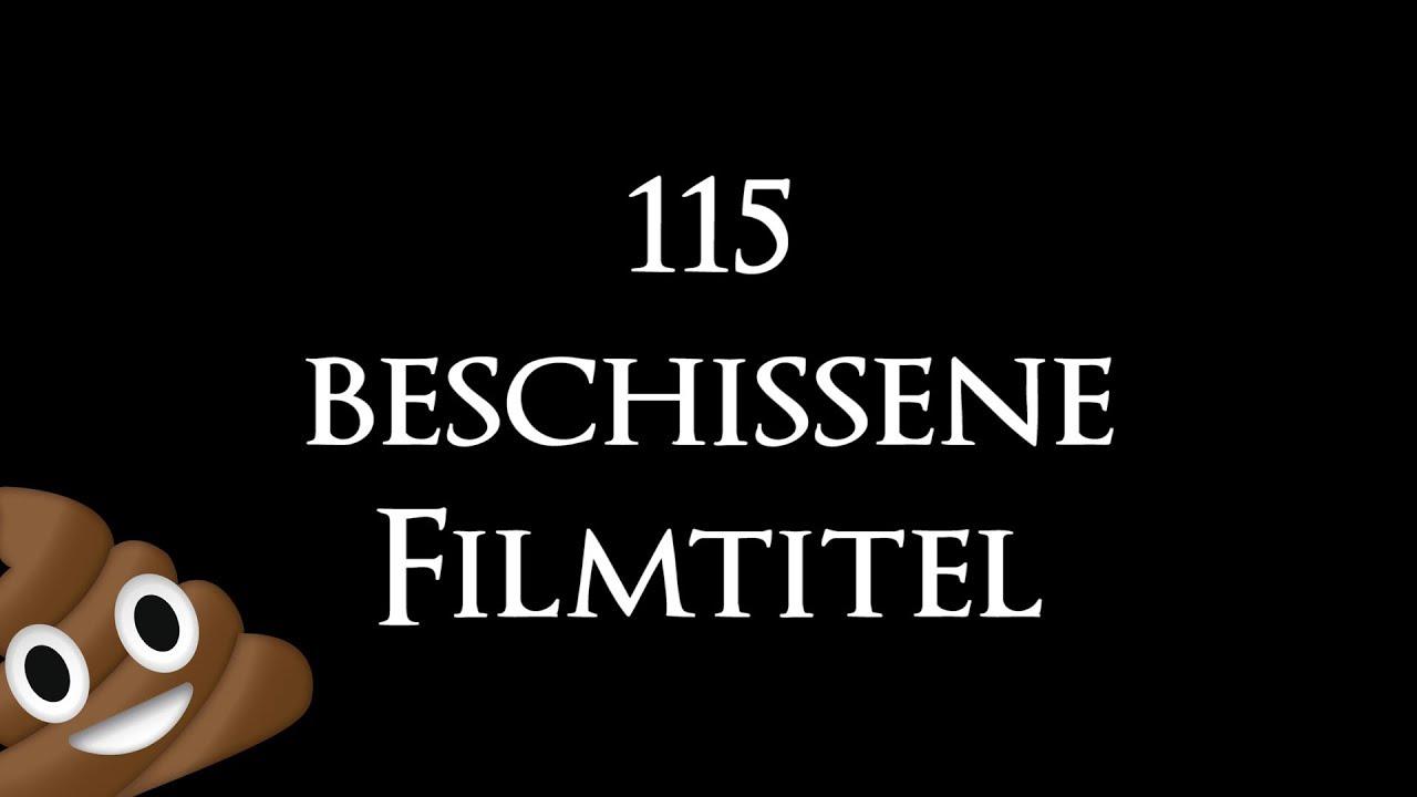 115 Beschissene Filmtitel