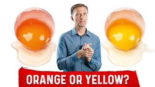 Egg Yolks: Orange or Yellow - Which is Better?
