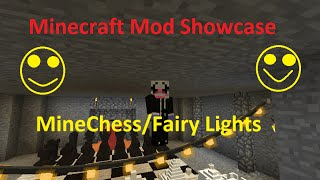 Minecraft Mod Showcase Fairy Lights, MineChess
