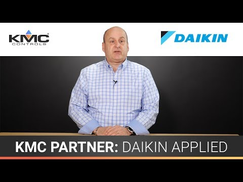 KMC Partner Testimonial – Daikin Applied