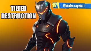 TOP 1 FORTNITE : TILTED DESTRUCTION