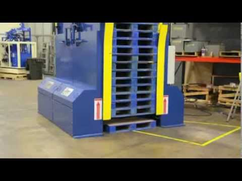 PD45 & PD90 Pallet Dispenser Training Video