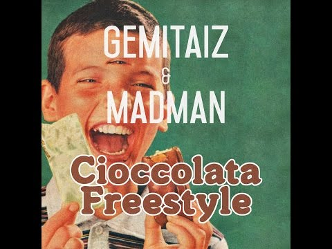 Maruego Gemitaiz & MadMan - Cioccolata Freestyle