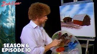 Bob Ross - Country Life (Season 6 Episode 10)