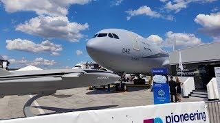 Paris Air Show: Persaingan Sengit Airbus dan Boeing Menjual Pesawat Komersil