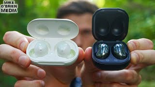 GALAXY BUDS LIVE vs GALAXY BUDS PLUS (Which Earbuds Are Best?)