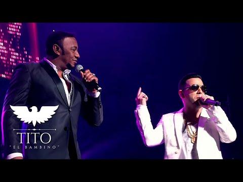 Miénteme (En vivo) - Tito El Bambino (Video)