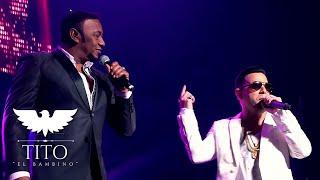 Miénteme (En vivo) - Tito El Bambino feat. Antony Santos (Video)